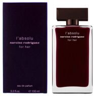 narciso  rodriguez  l`absolu  for  her  Eau de Parfum