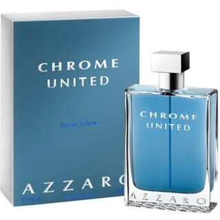 AZZARO  CHROME  UNITED  Eau de Toilette  Мужской