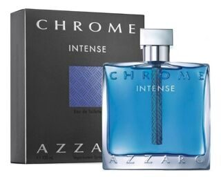 AZZARO   CHROME  INTENSE  Eau de Toilette  Мужской  100мл