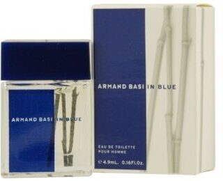 ARMAND BASI  IN  BLUE  Eau de Toilette  Мужской  MINI  4,9мл