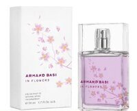 ARMAND BASI  IN  FLOWERS Eau de Toilette женские