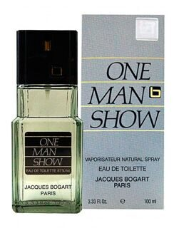 JACQUES BOGART   ONE  MAN  SHOW   Eau de Toilette  Мужской