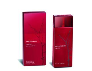 ARMAND BASI  IN  RED  Eau de Parfum  Женский 100мл
