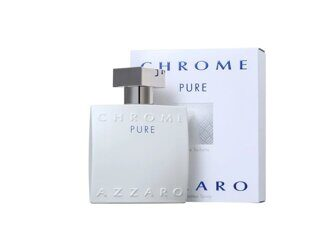 AZZARO  CHROME  PURE  Eau de Toilette  Мужской 50мл