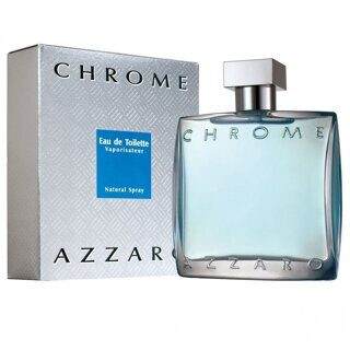 AZZARO CHROME  Eau de Toilette  Мужской 30мл