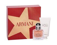 GIORGIO  ARMANI   IN  LOVE  WITH  YOU  NEW!!!  edp  30мл+ Крем для рук 50мл  жен.