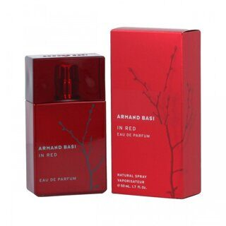 ARMAND BASI  IN  RED  Eau de Parfum  Женский 50мл