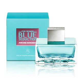 ANTONIO BANDERAS  BLUE SEDUCTION  WOMEN  Eau de Toilette 80мл