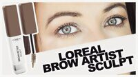 L'OREAL   Тушь для бровей  BROW ARTIST SCULPT NEW!!!