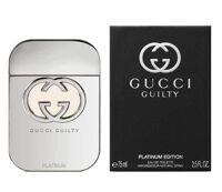 GUCCI  GUILTY  PLATINUM  Eau de Toilette