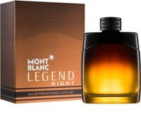 MONTBLANC  LEGEND  NIGHT  Eau de Parfum мужские