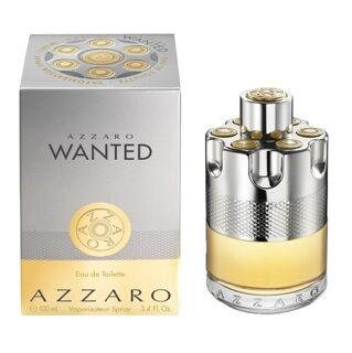AZZARO   WANTED  Eau de Toilette Мужской 100мл