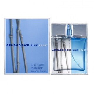 ARMAND BASI  IN  BLUE  SPORT  Eau de Toilette Мужской  100мл