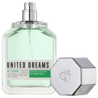 BENETTON united  dreams UD BE STRONG  MEN  Eau de Toilette Мужской  TESTER  100мл