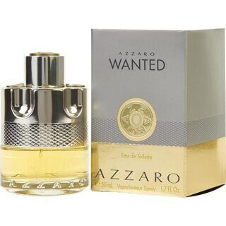 AZZARO   WANTED  Eau de Toilette Мужской 50мл
