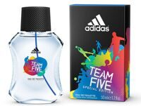 ADIDAS  TEAM FIVE  Eau de Toilette  мужской