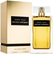 narciso  rodriguez  amber musk  for her  Eau de Parfum absolue 100мл
