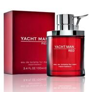 YACHT  MAN  RED   Eau de Toilette 100мл