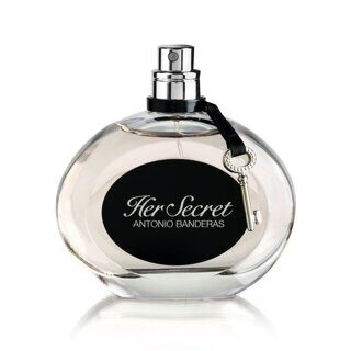 ANTONIO BANDERAS  SECRET  WOMEN  Eau de Toilette TESTER 80мл