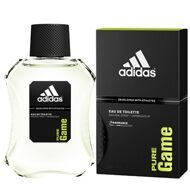 ADIDAS  PURE  GAME  Eau de Toilette мужской