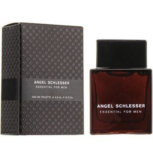 ANGEL SCHLESSER ESSENTIAL Eau de Toilette Мужской MINI 4,9мл