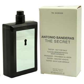 ANTONIO BANDERAS  THE  SECRET  Eau de Toilette Мужской TESTER 100мл
