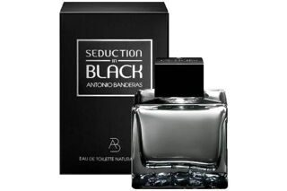 ANTONIO BANDERAS  SEDUCTION  IN  BLACK   Eau de Toilette мужской