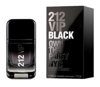 Carolina Herrera  212 VIP MEN BLACK   Eau de Parfum  мужские