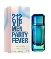 CAROLINA HERRERA 212 VIP PARTY FEVER LIMITED EDITION Eau de Toilette мужские