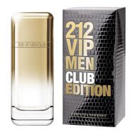 Carolina Herrera  212 VIP  CLUB  Limited Edition  Eau de Toilette  мужские
