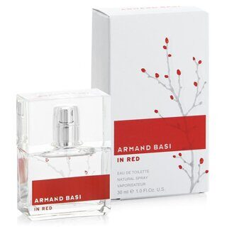 ARMAND BASI  IN  RED  Eau de Toilette Женский  30мл