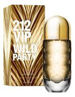 Carolina Herrera  212 VIP  WILD  PARTY  Eau de Toilette  женские