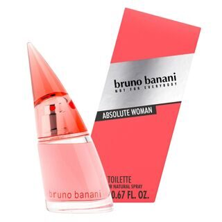 BRUNO  BANANI  ABSOLUTE  WOMAN  Eau de Toilette 20мл