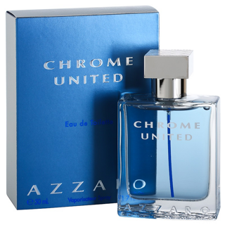 AZZARO  CHROME  UNITED  Eau de Toilette  Мужской 50мл
