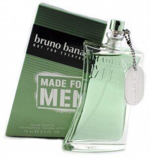 BRUNO  BANANI  MADE   MEN   Eau de Toilette 75мл