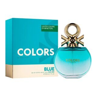 BENETTON united  COLORS BLUE  Eau de Toilette Женский