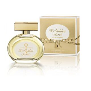 ANTONIO BANDERAS GOLDEN SECRET WOMEN  Eau de Toilette 50мл
