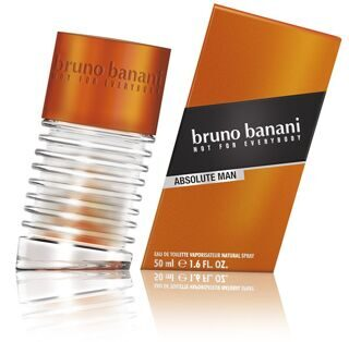 BRUNO  BANANI  ABSOLUTE  MEN   Eau de Toilette 50мл