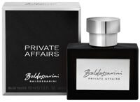 BALDESSARINI    PRIVATE  AFFAIRS  Eau de Toilette  мужские