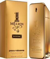 paco  rabanne  1  MILLION  INTENSE Eau de Toilette мужские