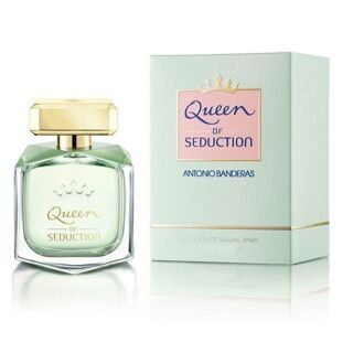 ANTONIO BANDERAS  QUEEN  of SEDUCTION  WOMEN  Eau de Toilette