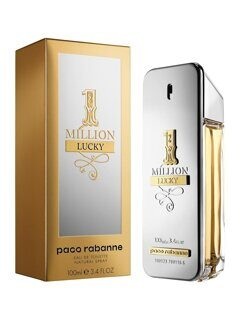 paco rabanne 1 MILLION  LUCKY  Eau de Toilette  мужские