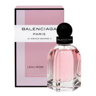 BALENCIAGA  PARIS 10 AVENUE GEORGE V  L'eau  Rose  Eau de Toilette  женские